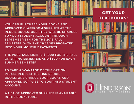 get your textbooks