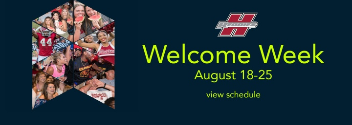 Welcome-Week